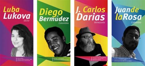 Luba Lukova - Diego Bermúdez - J, Carlos Darias - Juan de la Rosa